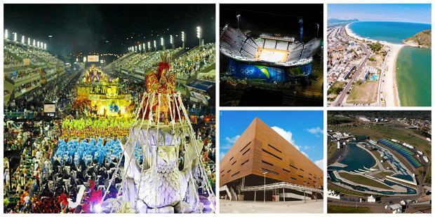 Obiekty Rio 2016