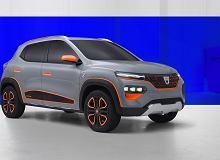 Dacia Spring Electric Concept. Dacia szykuje taniego elektryka do miasta