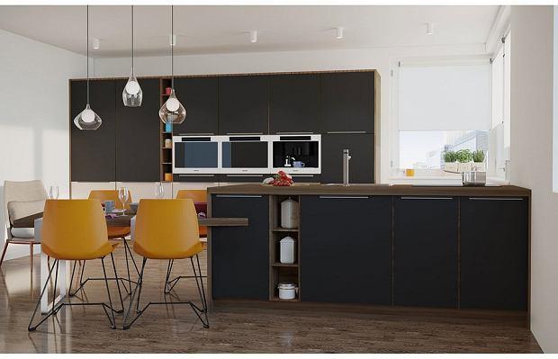 Kolorowe dodatki w kuchni podkręcą klimat wnętrza.