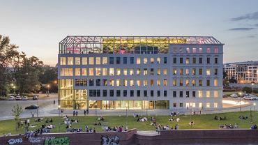 Concordia Design Wrocław na Wyspie Słodowej