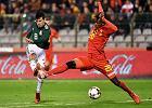 Meksyk z trzema golami i remisem z Belgią