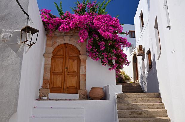 Grecja wyspy greckie - Rodos / shutterstock