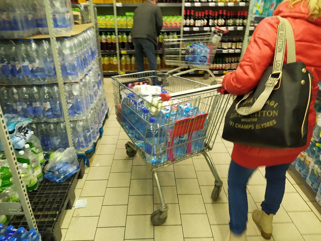 Mieszkańcy Strzelec Opolskich robią wielkie zakupy
