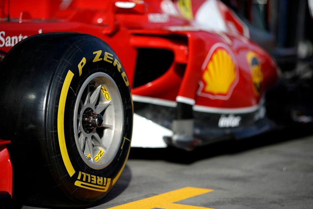 Pirelli od 2011 r dostarcza opony do wszystkich zespołów Formuły 1
