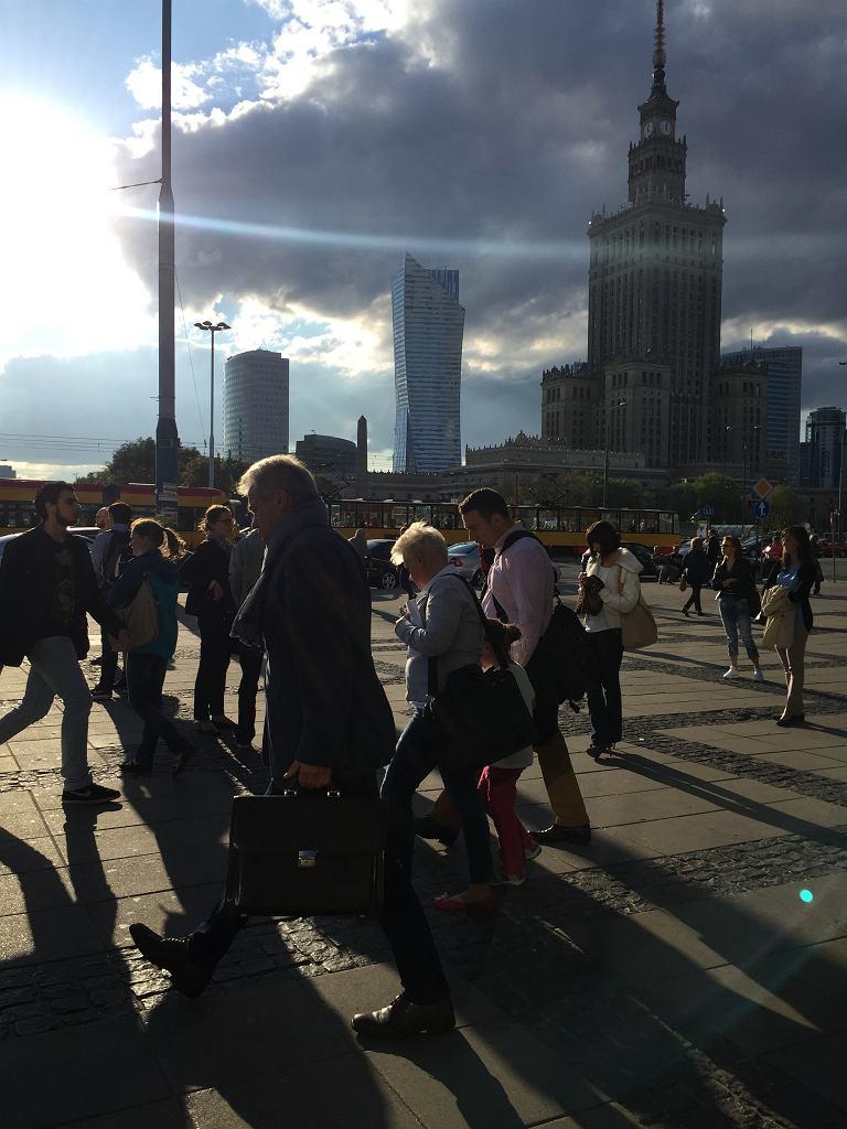 Pałac Kultury / fot. Sebastian Czarnecki /mat.prasowe