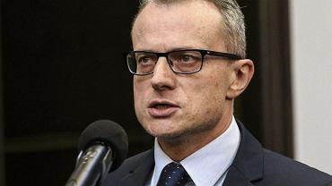 Szef biura prasowego prezydenta Marek Magierowski