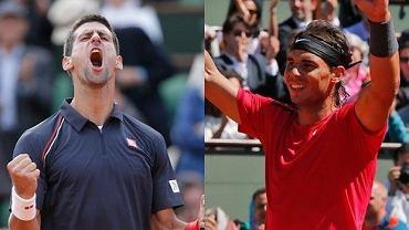 Novak Djoković, Rafael Nadal