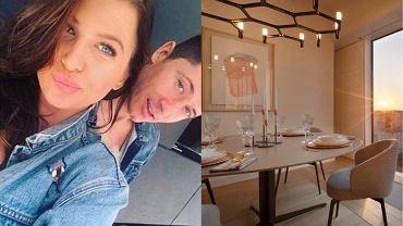 Apartament Joanny Krupy jest przestronny minimalistyczny. Pokoje są w neutralnych i delikatnych kolorach. Dużą rolę odgrywają dodatki: obrazy ciekawe wazony i rzeźby. Całość prezentuje się niezwykle stylowo i elegancko.