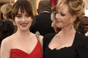 Dakota Johnson i Melanie Griffith