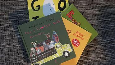 Książki, które czytaliśmy w ostatnich tygodniach