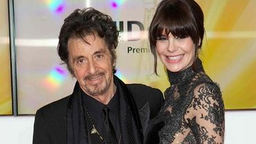 Al Pacino, Lucila Solá.
