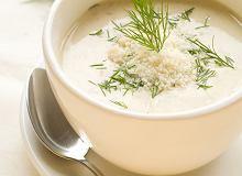 Zupa kalafiorowa - ugotuj