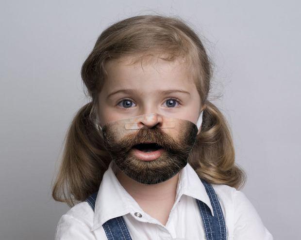 Starszaki z taką brodą też dobrze by wyglądały.