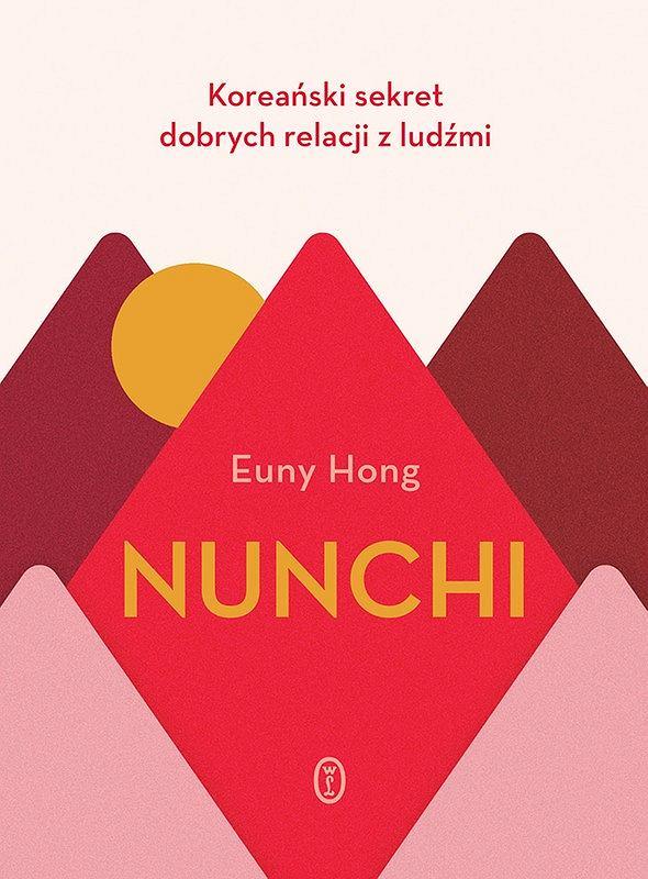 Okładka książki 'Nunchi', Euny Hong