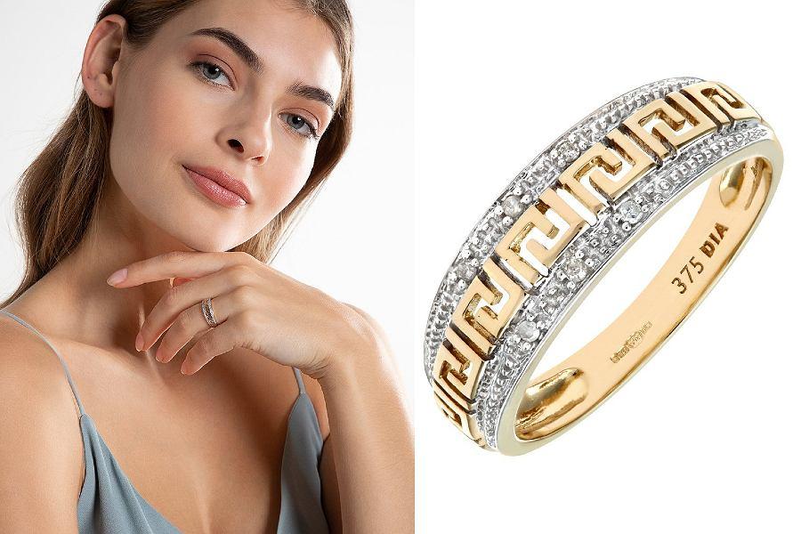 pierścionek Revoni