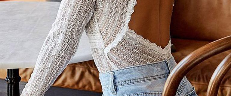 Body to jeden z najbardziej kobiecych elementów garderoby. Podkreśla figurę!