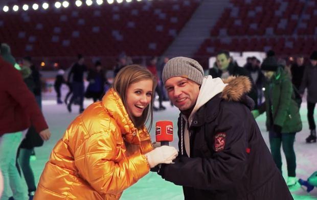 Agnieszka Kaczorowska i Piotr Jaworski