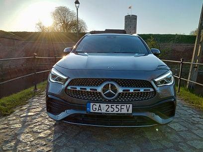 Nowy Mercedes GLA