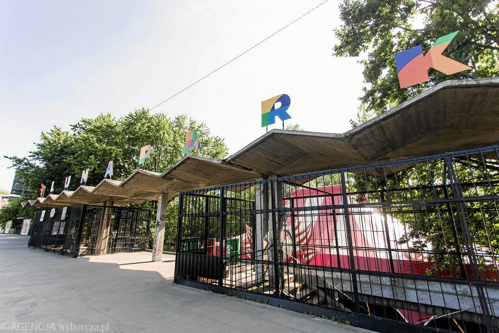 Lunapark - nowe miejsce nad Wisłą / ADAM STĘPIEŃ