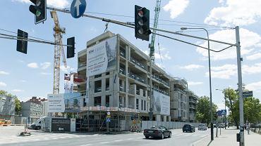 Echo Investment buduje osiedle Esencja przy Garbarach