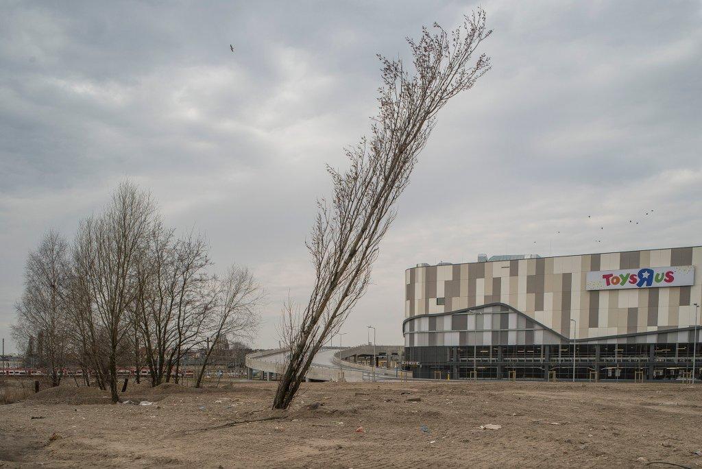 Nowy dworzec to tak naprawdę galeria handlowa z aneksem dworcowym (fot. Filip Springer)