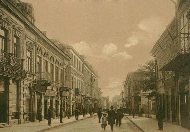 Jassy, Rumunia, 1883-1926