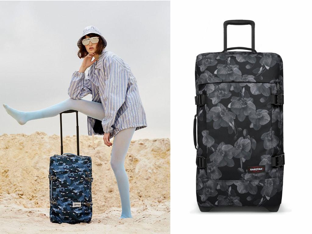 walizki z wyprzedaży Eastpack