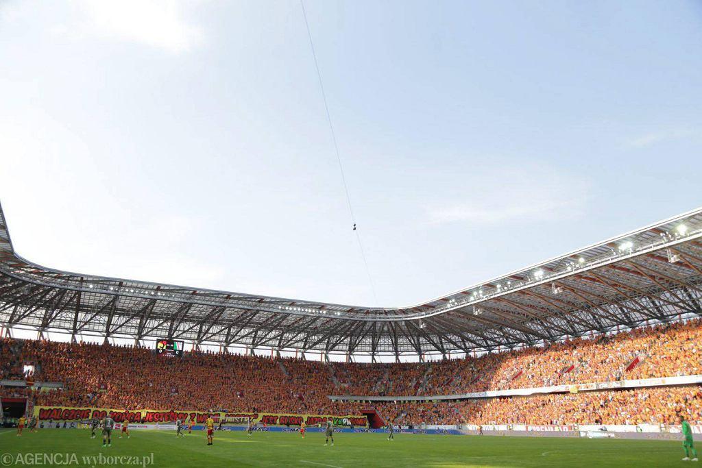 Jagiellonia Białystok - Legia Warszawa 0:0