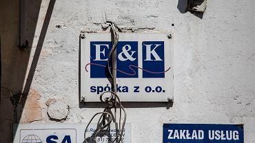 W tej kamienicy w centrum Lublina ma swoją siedzibę spółka E&K