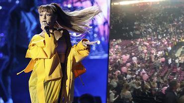 Panika na koncercie Ariany Grande