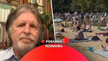 Andrzej Sośnierz gościem Porannej Rozmowy Gazeta.pl