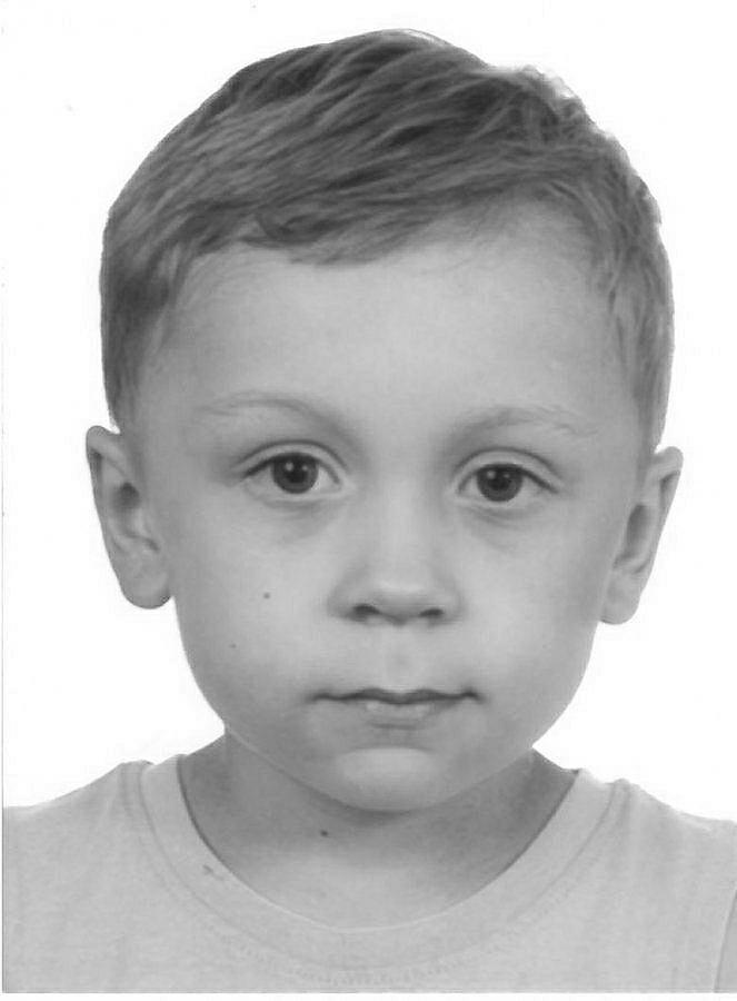 5-letni Dawid Żukowski