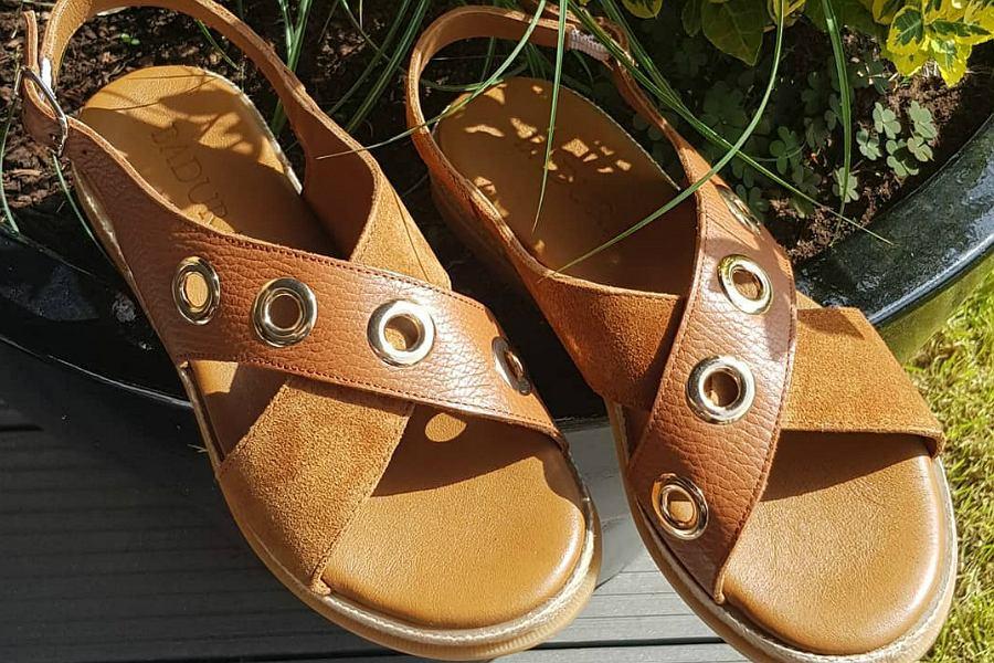 sandały Badura