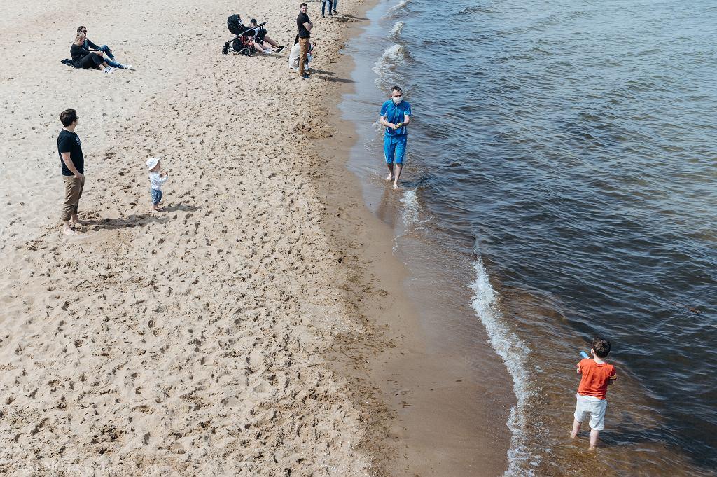 Niektóre kąpieliska nie otworzą się w tym sezonie / zdjęcie ilustracyjne