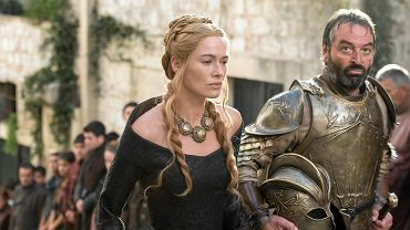 """Lena Headey jako Cersei Lannister w """"Grze o tron"""""""
