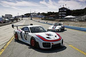 Porsche 935 - Porsche stworzyło ekskluzywny model nawiązujący do legendy