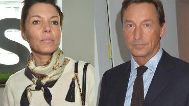 Ilona Felicjańska i Paul Montan