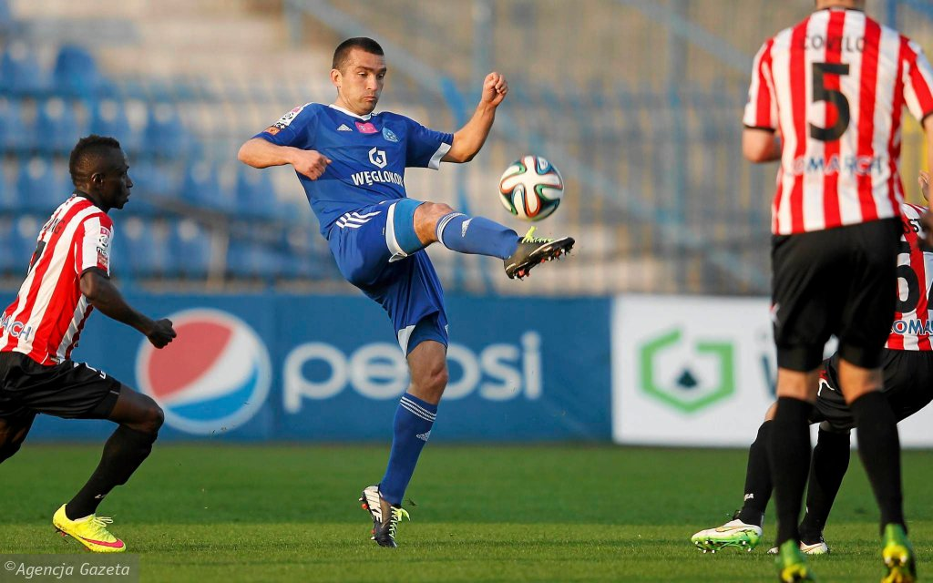 Ruch - Cracovia 3:0