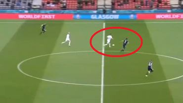 Kosmiczny gol Patrika Schicka na Euro 2020