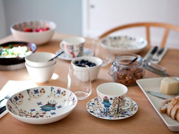 Porcelana Iittala Taika - magiczna kolekcja rodem z Finlandii