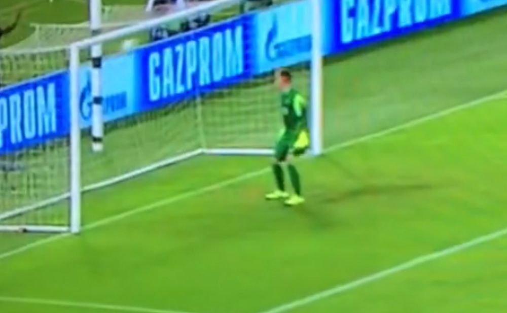 Fenomenalny gol Florenziego w meczu z Barceloną
