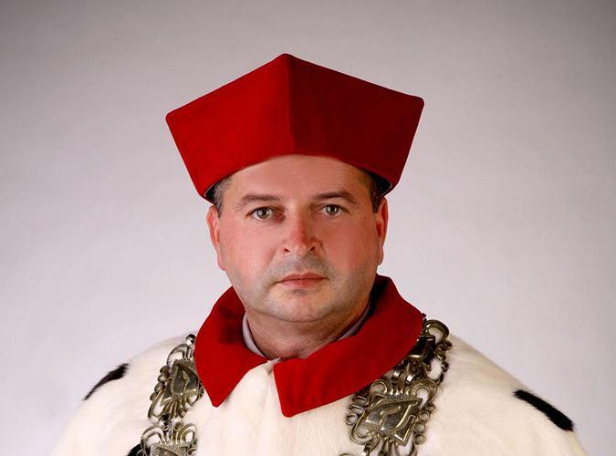 dr hab. inż. Mariusz Cygnar, Rektor Państwowej Wyższej Szkoły Zawodowej w Nowym Sączu