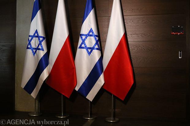 Ambasada Izraela w Polsce: To niemoralne prawo poważnie uderzy w stosunki między naszymi państwami