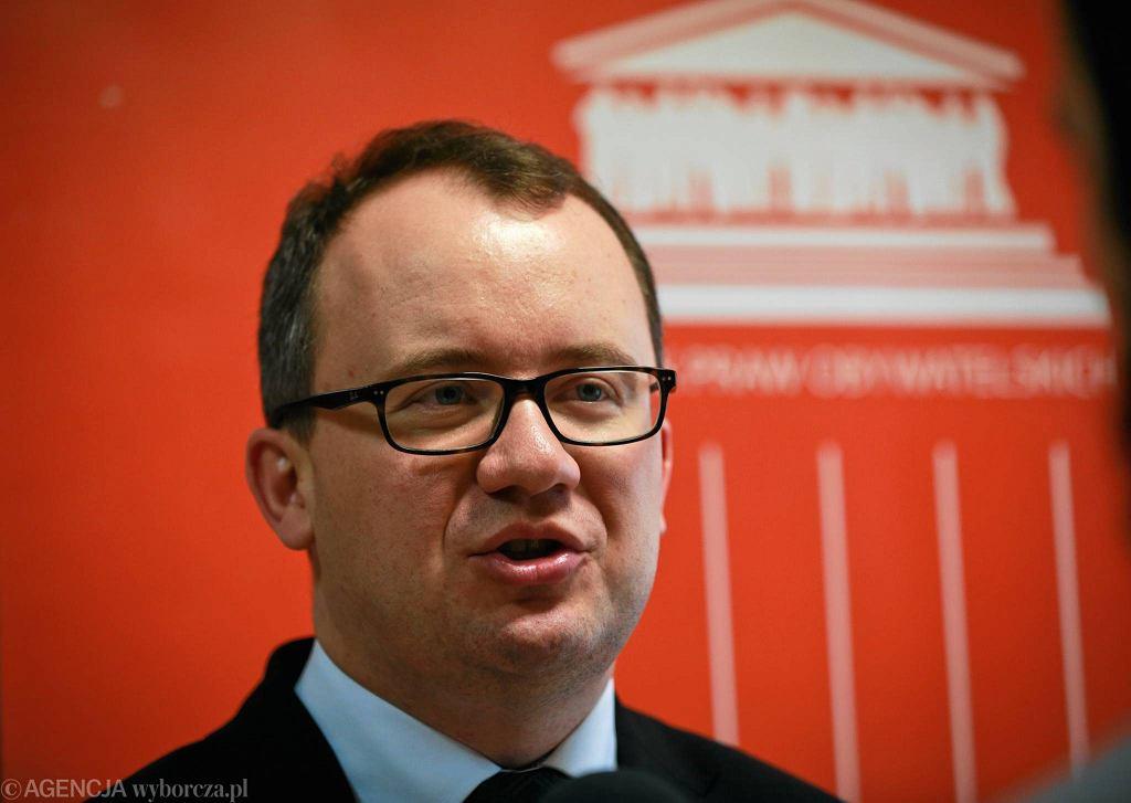 Adam Bodnar, Rzecznik Praw Obywatelskich w Łodzi