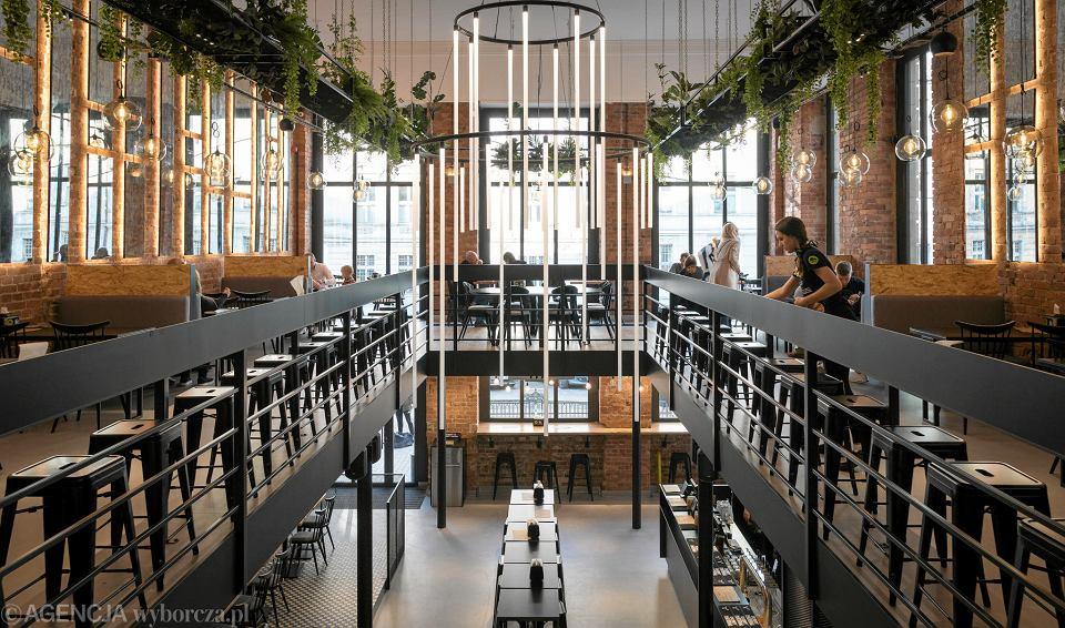 Powstała Pierwsza Restauracja W Starym Dworcu W Katowicach