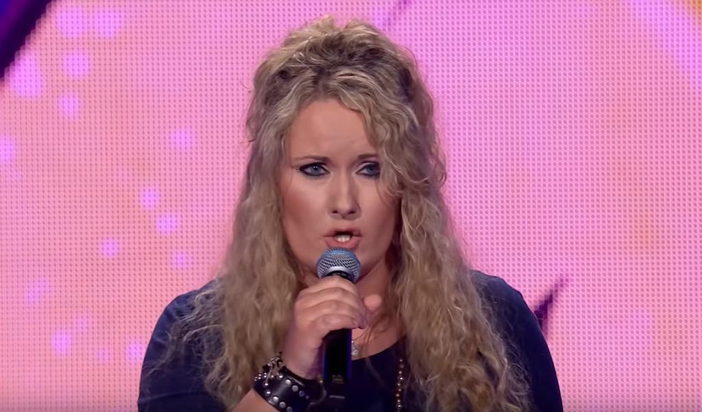 Magdalena Ollar - 'Dziesięć przykazań' - Przesłuchania w ciemno - The Voice of Poland 10