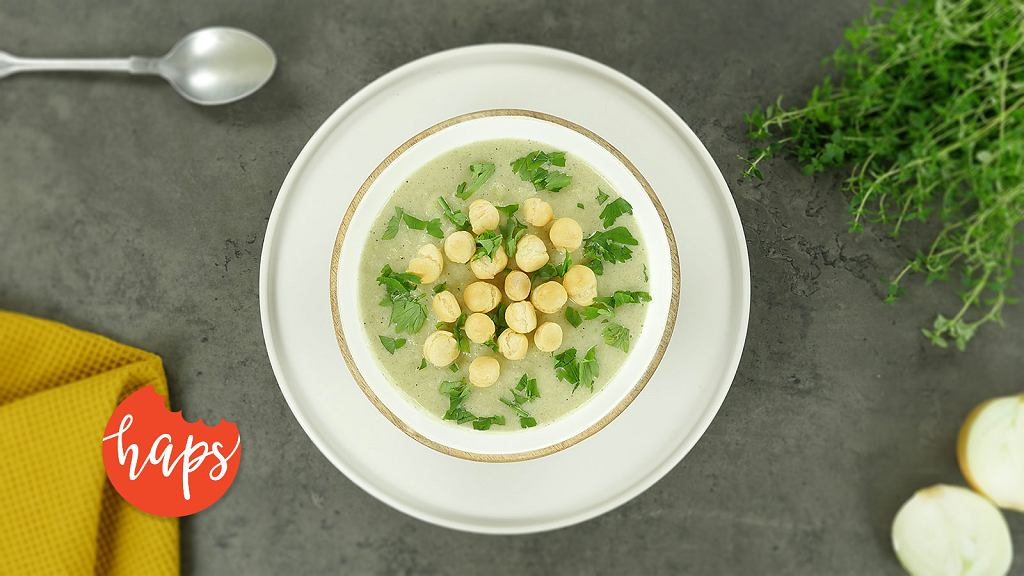 Zupa krem z cebuli Haps