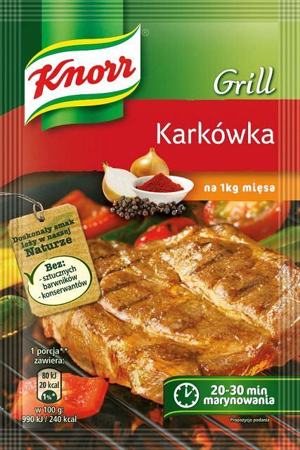 Knorr Karkówka