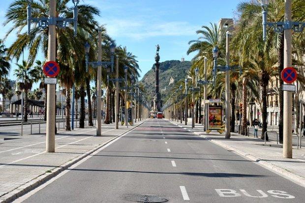 Rowerem po Europie: Hiszpania czyli góry, plaże i zabytki