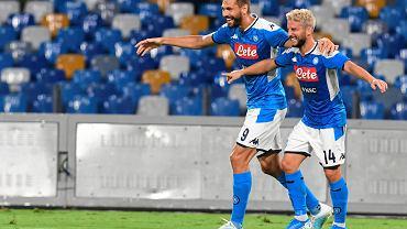 Złe wieści dla Milika. Juventus chce ściągnąć innego napastnika Napoli